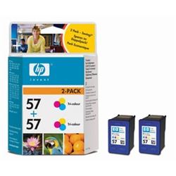 Hewlett Packard [HP] Inkjet Cartridge No. 57